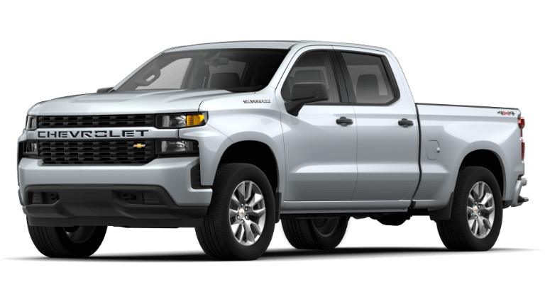 2020 Chevy Silverado 1500 Custom