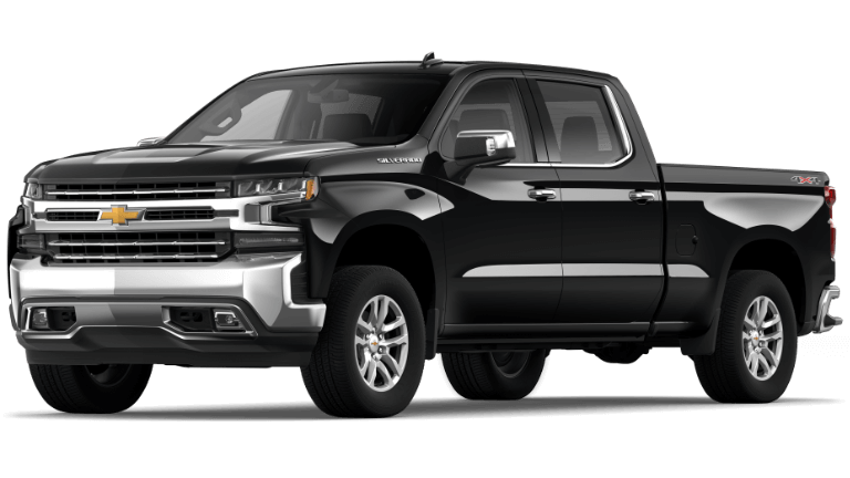 2019 Chevy Silverado 1500 Hybrid - Oakwood
