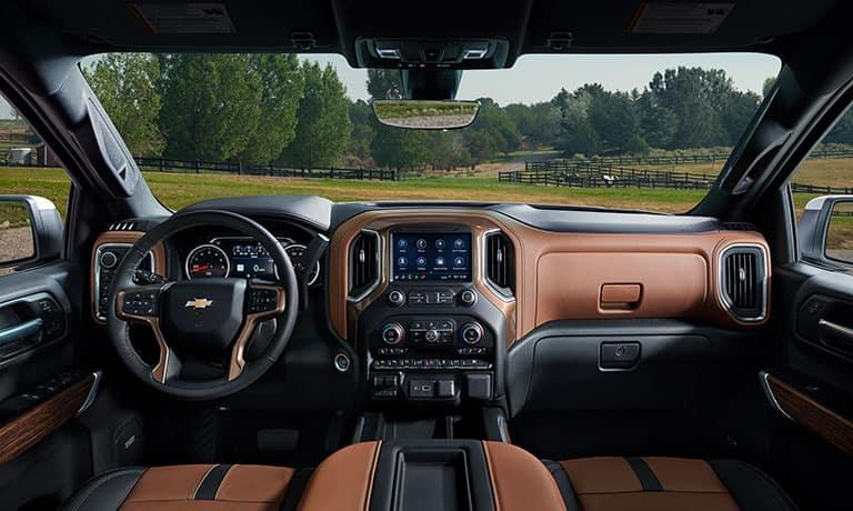Silverdo 1500 front interior