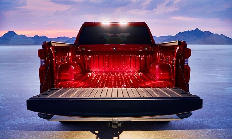 Silverado Truck Bed