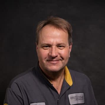Kevin Paddock