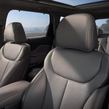 2019-Hyundai-Santa-Fe-leather-seats