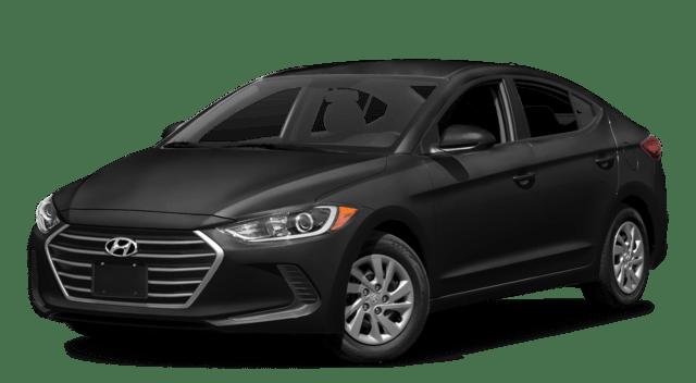 2019 Hyundai Elantra Black