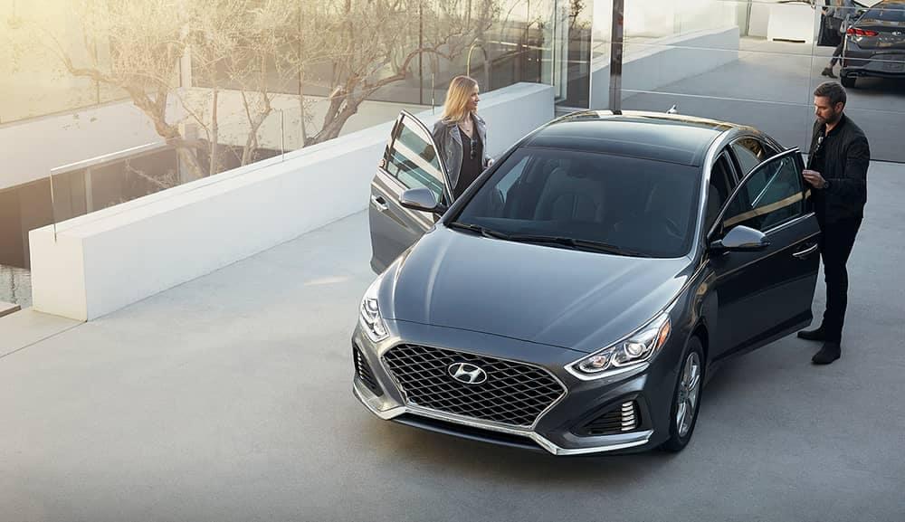 2019 Hyundai Sonata Exterior