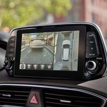 2020 Hyundai Santa Fe Camera