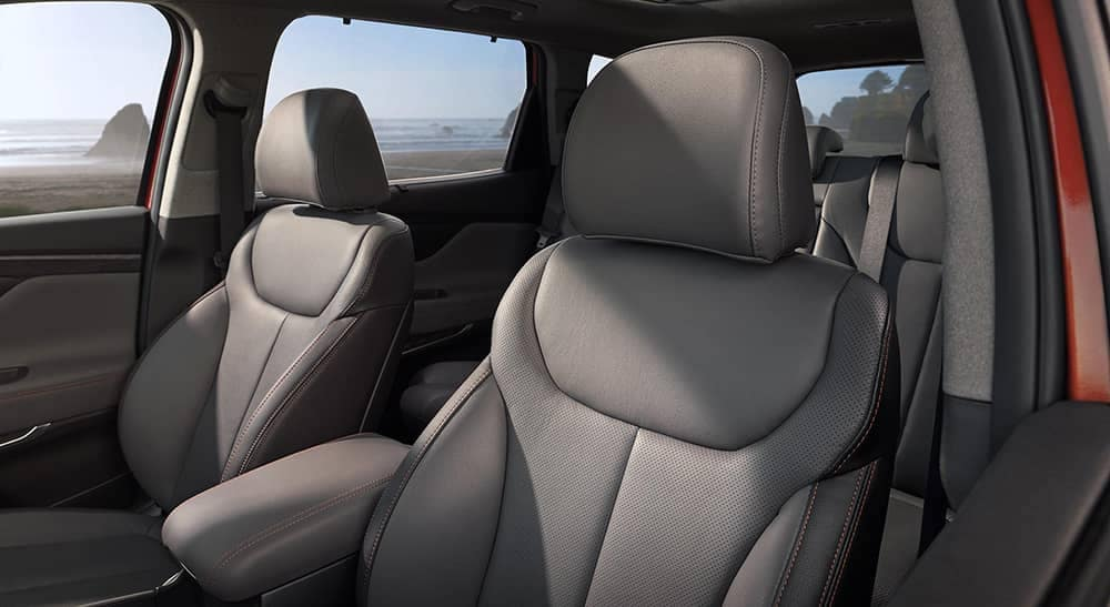 2020 Hyundai Santa Fe Seating