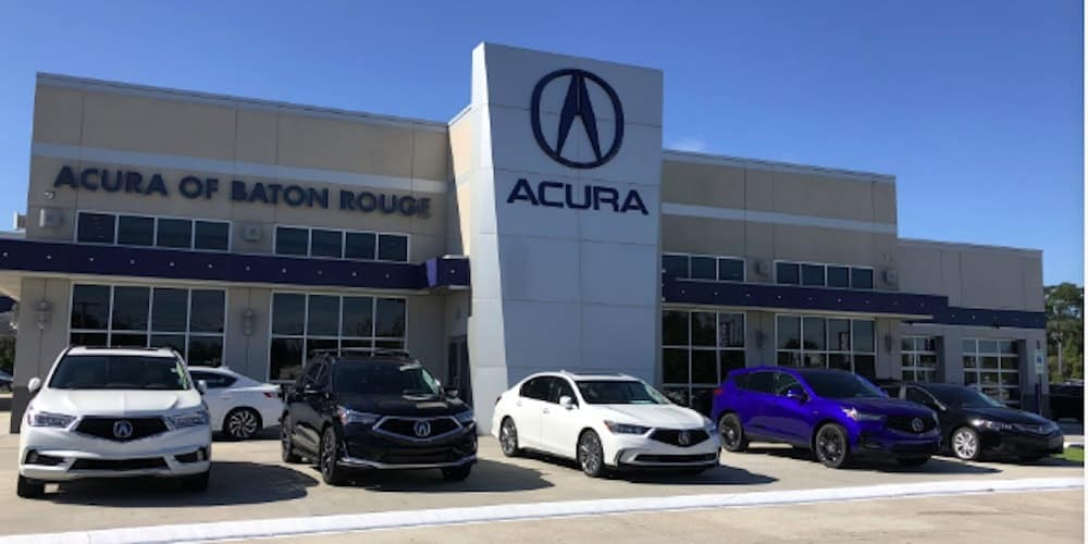 acura of BR