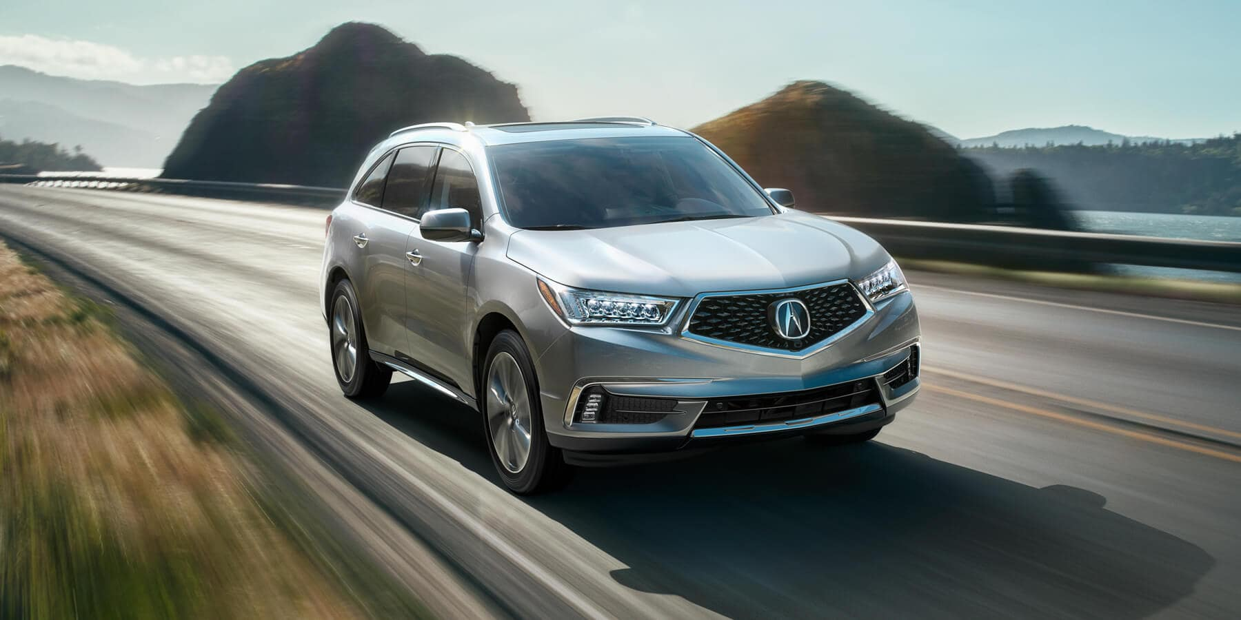 2019 MDX Louisiana Acura Dealers Homepage Background