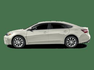 Toyota-Avalon-White