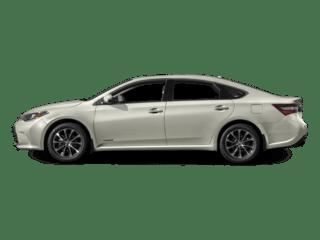 Toyota-AvalonHybrid-White