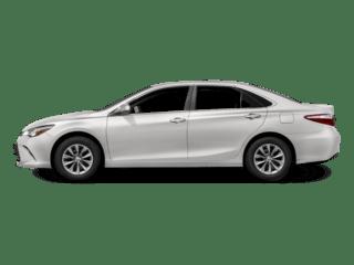 Toyota-Camry-White