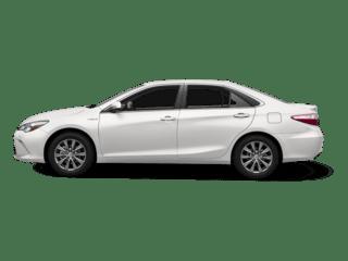 Toyota-CamryHybrid-White