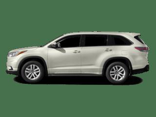 Toyota-Highlander-White