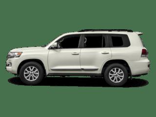 Toyota-LandCruiser-White