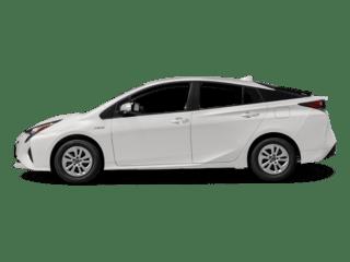 Toyota-Prius-White