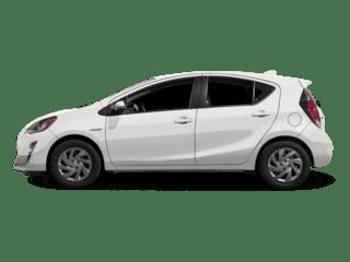 Toyota-Priusc-White