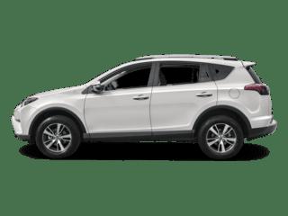 Toyota-RAV4-White