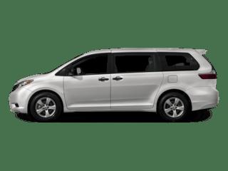Toyota-Sienna-White
