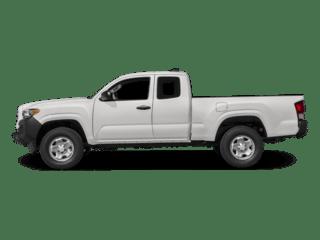 Toyota-Tacoma-White