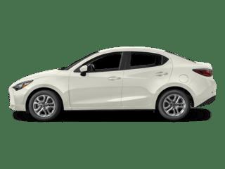 Toyota-YarisiA-White