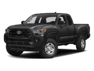 2017 Toyota Tacoma (excludes TRD Pro)