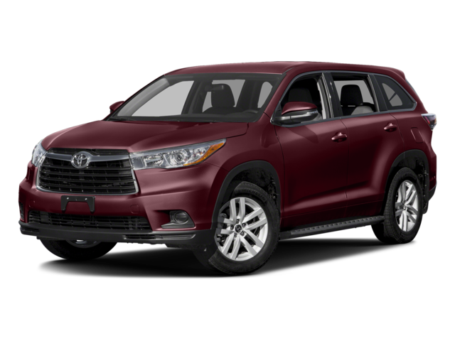 New 2019 Highlander (Gas)