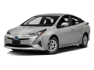 2018 Toyota Prius Liftback
