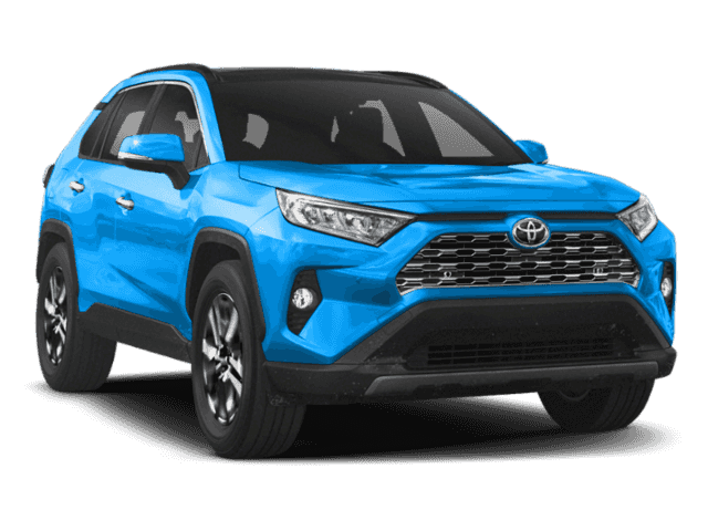 New 2019 RAV4 (Gas)