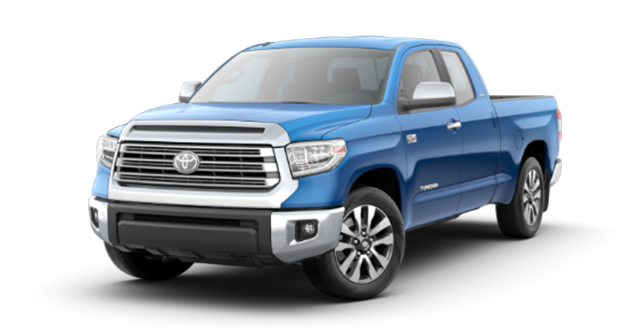 New 2019 Tundra (Excludes TRD Pro Series)