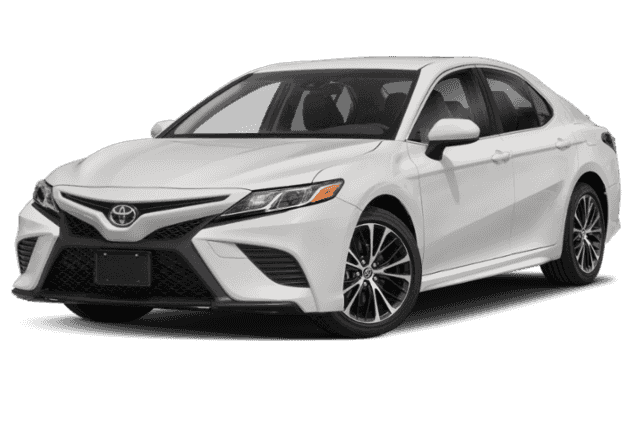 New 2019 Camry (Gas)