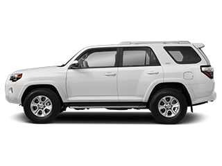 New 2019 4Runner (Excludes TRD Pro Series)