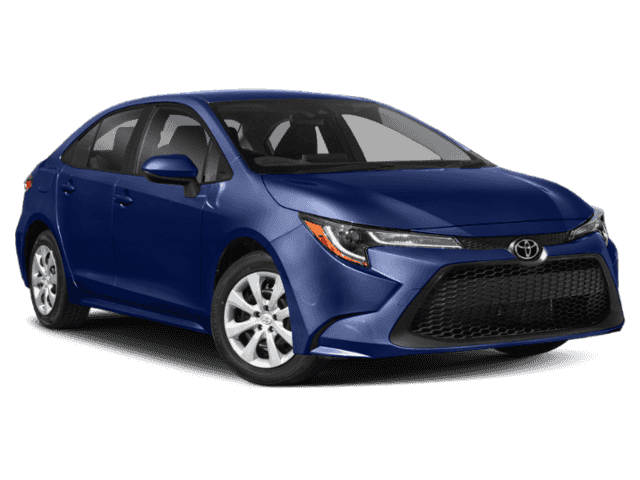New 2020 Corolla (Gas Sedan)