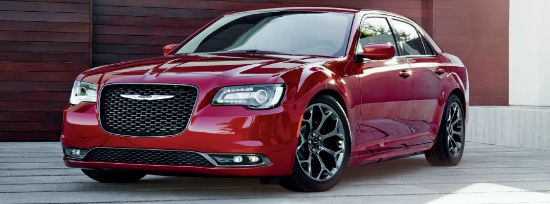 2017 Chrysler 300 Austin Tx Mac Haik Dodge Chrysler Jeep