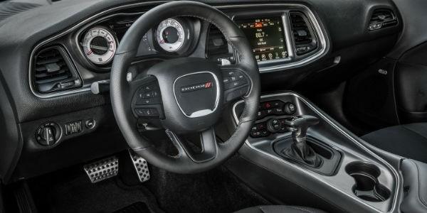 Dodge Challenger Interior >> 2017 Dodge Challenger Interior Mac Haik Dodge Chrysler