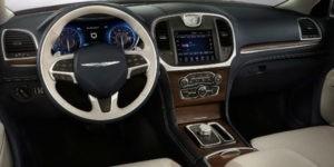 2017 Chrysler 300 Dashboard