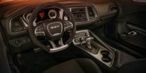 Dodge Demon Interior