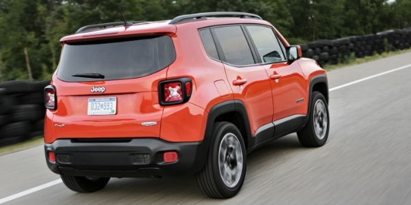 2015 Jeep Renegade Vs 2015 Subaru Forester Austin Tx For