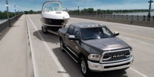 2017 Ram 2500 Limited Towing