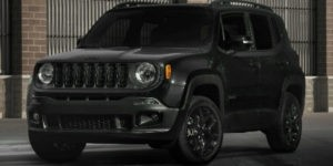 2017 Jeep Renegade Latitude Exterior