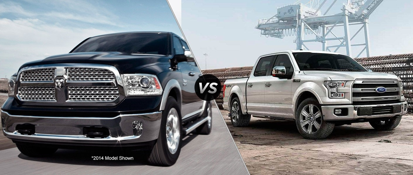 2015 Ram 1500 Vs 2015 Ford F 150 Mac Haik Dodge Chrysler Jeep Ram Georgetown
