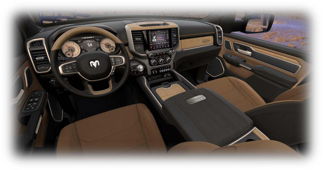 dodge ram longhorn interior image new collection. Black Bedroom Furniture Sets. Home Design Ideas