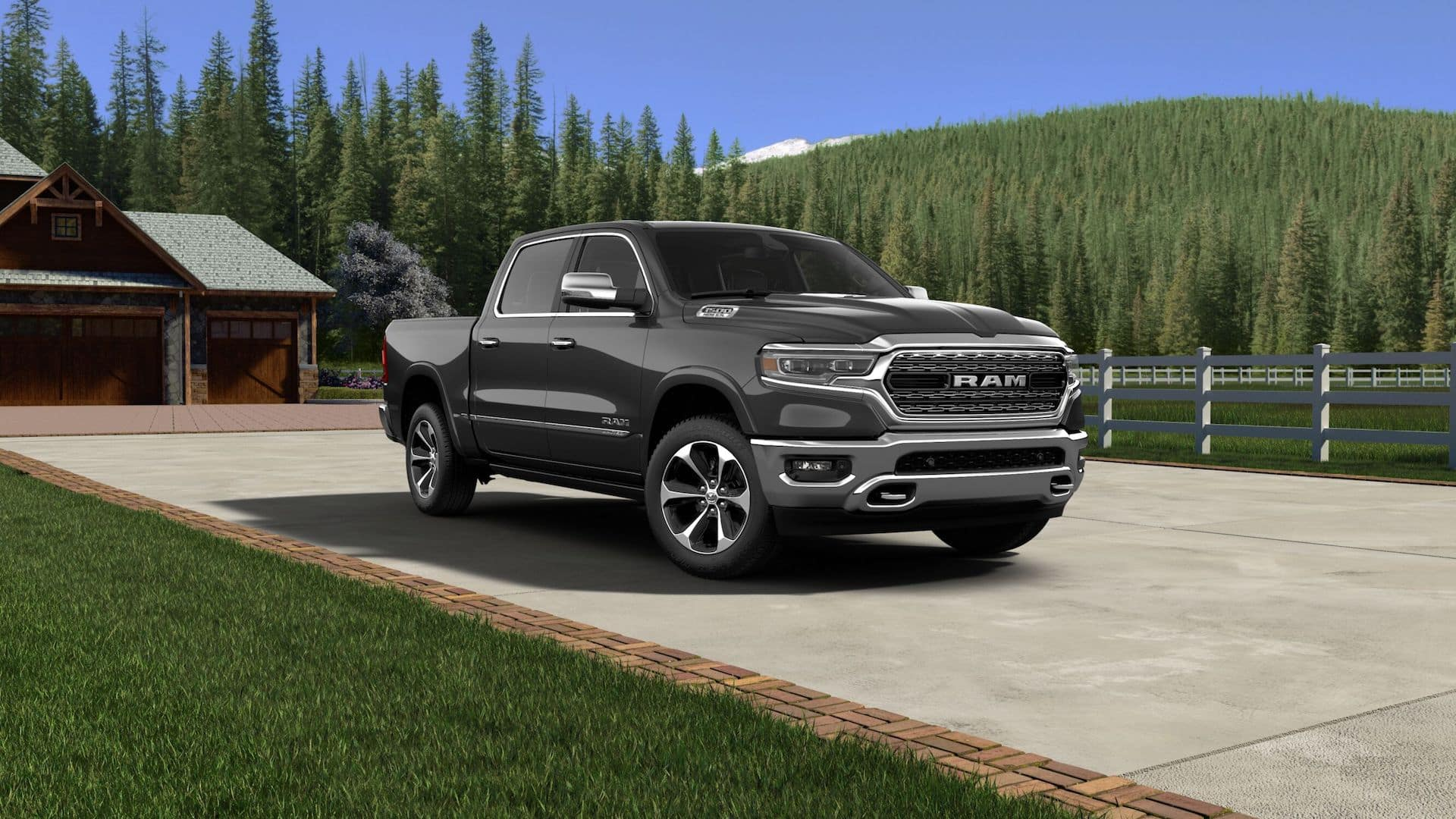 2019 Ram 1500 Limited - Austin Area Dealership Mac Haik Dodge ...