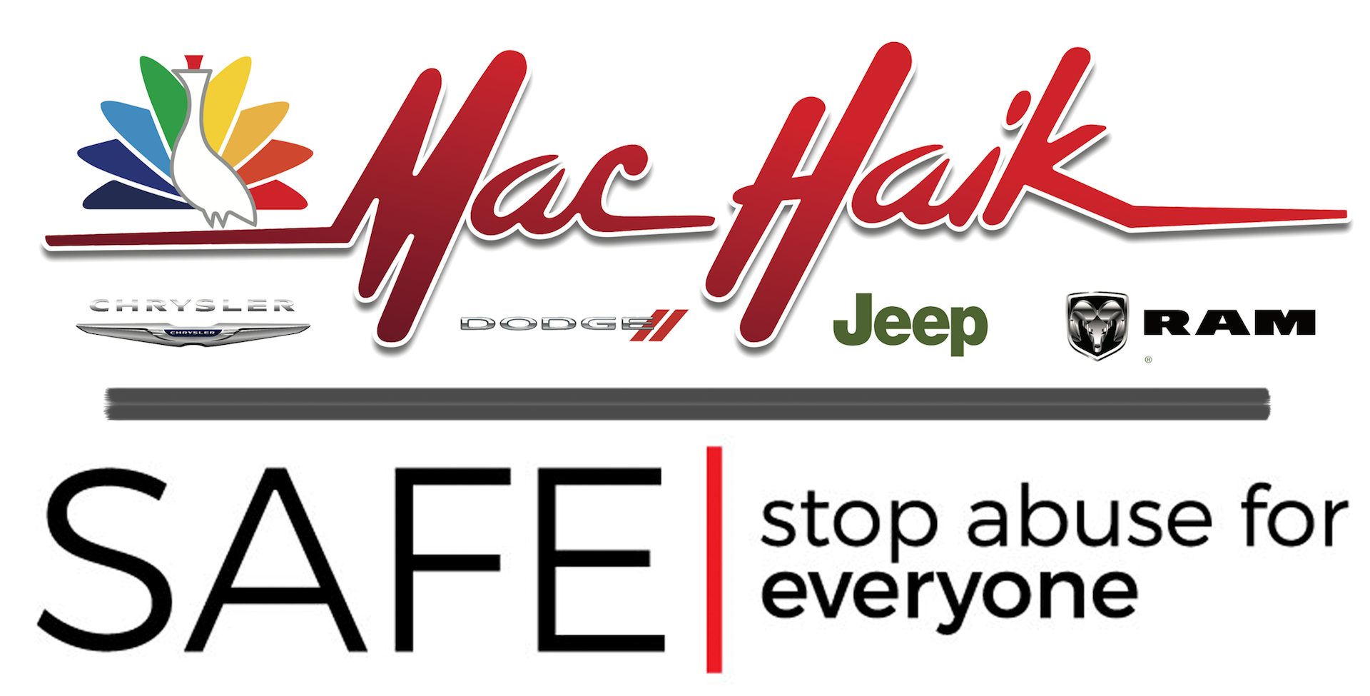 Mac Haik Safe Promo Event