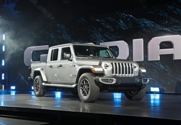 2020 Jeep Gladiator Austin TX | Mac Haik Dodge Chrysler Jeep