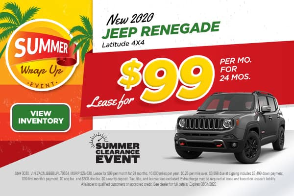 Jeep Lease Deals Chicago Il Marino Chrysler Jeep Dodge Ram