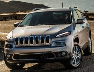 2017 Jeep Cherokee vs Ford Escape