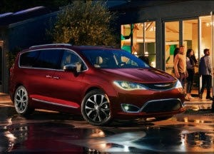 2017 Chrysler Pacifica Technology