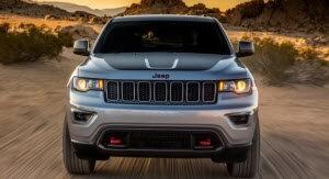 2017 Jeep Grand Cherokee Technology
