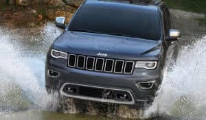 2018 Jeep Grand Cherokee Towing Capacity