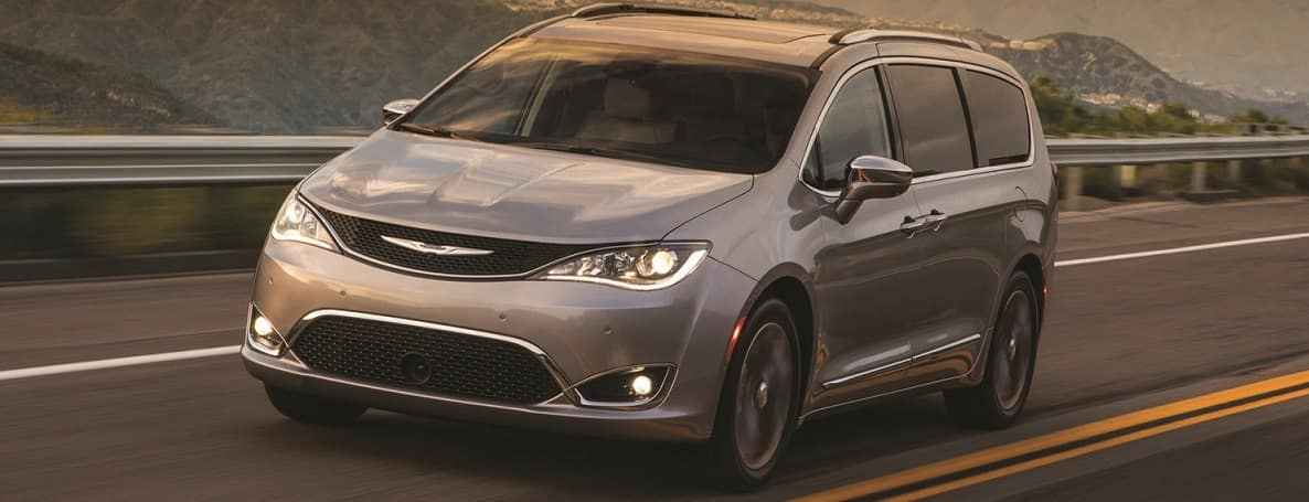 Chrysler Pacifica Lease Deals